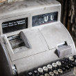 Antique Cash Register — Foto de Stock