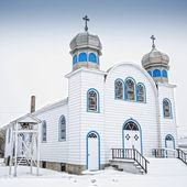Gamla kyrkan — Stockfoto