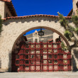 Scotty's Castle at Death Valley — Stock Photo
