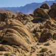 Heart Arch at the Alabama Hills — Stock Photo #21775505