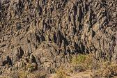 Robust landskap av alabama hills — Stockfoto