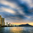 Honolulu Sunrise — Stock Photo #23936279