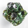 Stock Photo: Fluorite Mineral Rock