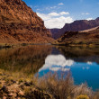 Colorado River at Lees Ferry Crossing — Stock Photo #5158438