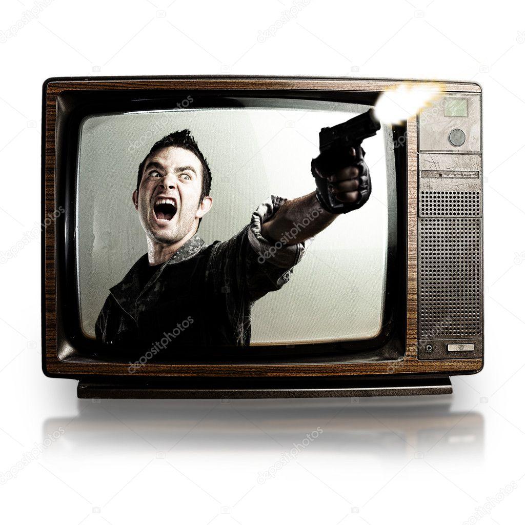 Essay on tv violence