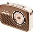 Stock Photo: Vintage Radio