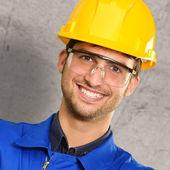 エンジニアの肖像画 — ストック写真
