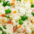 Closeup Of Rice - Foto Stock