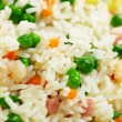 closeup de arroz — Foto Stock