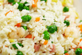 Closeup Of Rice — Foto Stock