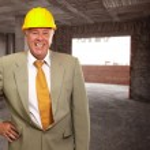 Portrait Of A Senior Architect — Stock Photo #18817063