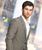 Portrait Of An Businessman — Stock Photo