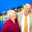 Portrait Of Happy Mature Couple — Stock Photo