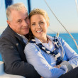 Happy Mature Couple - Stock Photo