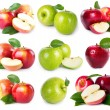 Fresh apples — Stock Photo #19013279