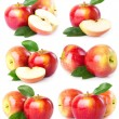 Fresh apples — Stock Photo #21609935