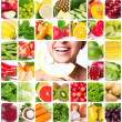Stock Photo: Healthy food
