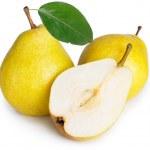 Fresh pears — Stock Photo #21614443