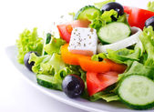 Insalata di verdure fresche — Foto Stock