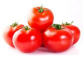 čerstvé rajče — Stock fotografie