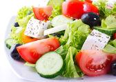 新鲜蔬菜沙拉 — 图库照片
