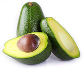 Fresh avocado — Stock Photo