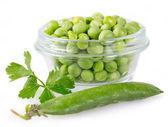 Fresh pea — Stock Photo
