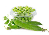 Fresh pea — Stock Photo