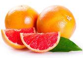 Fresh grapefruit — Stock Photo
