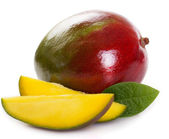 čerstvé mango — Stock fotografie