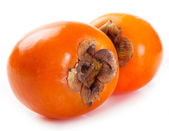 Fresh persimmon — Stock Photo