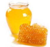 ハニカム蜂蜜します。 — ストック写真