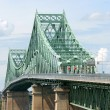 Jacques Cartier bridge — Stock Photo #12143189