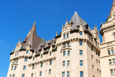 Chateau Laurier Hotel in Ottawa — Stock Photo