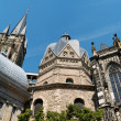 Aachen Cathedral — Stock Photo #13897123