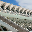 Stock Photo: Museum of Sciences Principe Felipe in Valencia