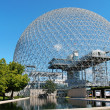 Montreal Biosphere, Canada — Stock Photo