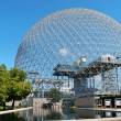 Montreal Biosphere, Canada - Stock Photo