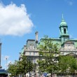 Постер, плакат: Glimpse of Old Montreal Canada