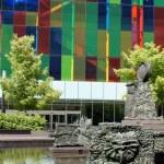 Montreal Convention Centre (Palais des congres), Canada — Stock Photo #15437023