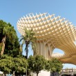 Metropol Parasol in Seville, Spain - Stock Photo