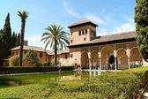 Ladies Tower (Torre de las Damas) in Granada — Stock Photo