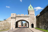 Porte Saint Louis in Quebec City, Canada — Stock Photo