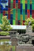 Montreal Convention Centre (Palais des congres), Canada — Stock Photo