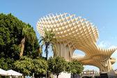 Metropol Parasol in Seville, Spain — Stock Photo