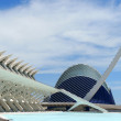 City of Arts and Sciences of Valencia — Stock Photo