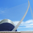City of Arts and Sciences in Valencia, Spain — Stock Photo #19281963