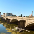 Stock Photo: Glimpse of Florence