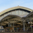 Cologne Central Station - Stock Photo