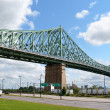 Постер, плакат: Jacques Cartier Bridge
